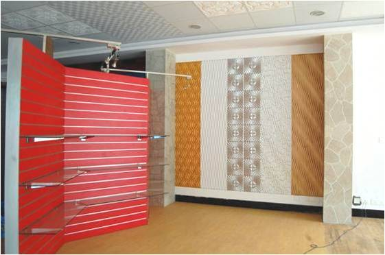 Showroom- Building Materials. PBM