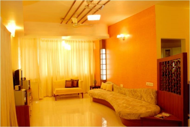 Flat Interiors In Domlur Bangalore.